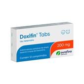 DOXIFIN COMPRIMIDOS 200 MG