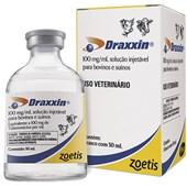 Draxxin - Antibiótico com Tulatromicina – 50 Ml - Zoetis