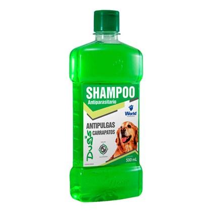 Dug's Shampoo Antiparasitário – Antipulgas e Carrapatos - 500 ml