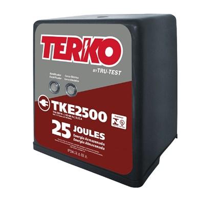 ELETRIFICADOR DE CERCA ELÉTRICA RURAL- TKE 2500 – TERKO – TRU TEST