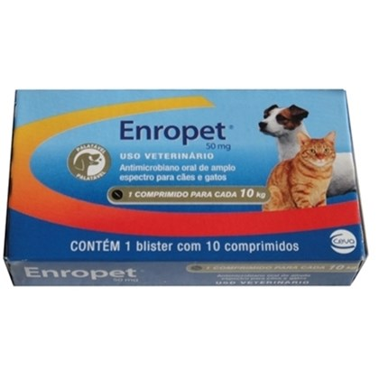 ENROPET 50MG PALATAVEL