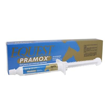 Equest Pramox - Antiparasitário Moxidectina e Praziquantel para Equinos - Zoetis