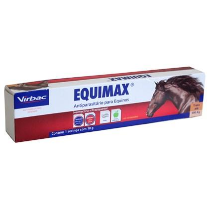 EQUIMAX - IVERMECTINA PARA EQUINOS - VIRBAC