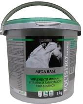 EQUISTRO MEGA BASE 3 KG - VETOQUINOL