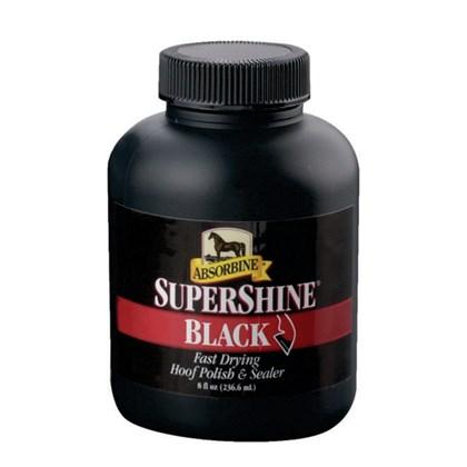 ESMALTE E SELANTE SUPERSHINE BLACK - 236 ML - ABSORBINE