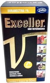 EXCELLER - DORAMECTINA 1% VALLEE - 50 ML