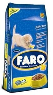 FARO FILHOTES  15 KG.