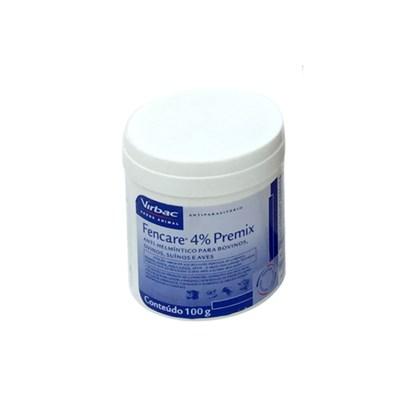 Fencare 4% Premix – Anti-Helmíntico – 100 gramas – Virbac