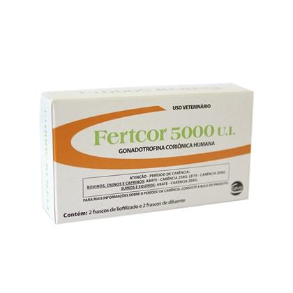 FERTCOR 5000 U.I - CX.COM 02 AMPOLAS - HCG - CEVA