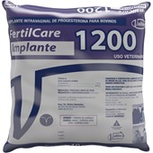 FERTILCARE IMPLANTE 1200 PT 10 UN - MSD SAÚDE ANIMAL