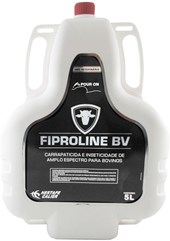 FIPROLINE BV - FIPRONIL PARA BOVINOS 5 LITROS - HERTAPE