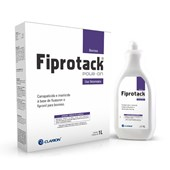FIPROTACK POUR-ON - 1 LITRO - CLARION