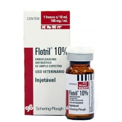 FLOTRIL 10% INJETAVEL 10 ML - MSD