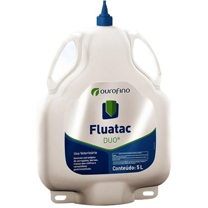 Fluatac Duo – Fluazuron + Abamectina - 5 Litros – Ourofino