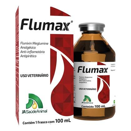 Flumax – Analgésico – 100 ml – JA Saúde Animal