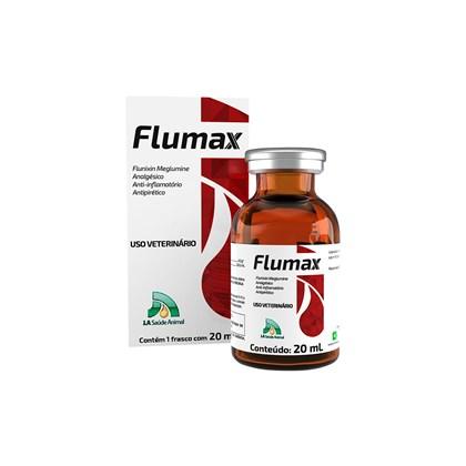 Flumax – J A SAÚDE ANIMAL - 20 Ml
