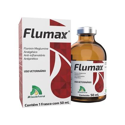 FLUMAX 50 ML - J.A SAÚDE ANIMAL