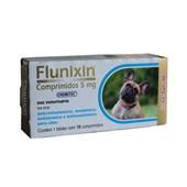Flunixin – Comprimidos – 5mg – Chemitec