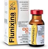 FLUNIXINA INJETÁVEL UCB 10 ML