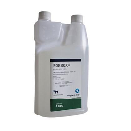 Forbox – Antiparasitário Externo – 1 Litro – Biogénesis Bagó