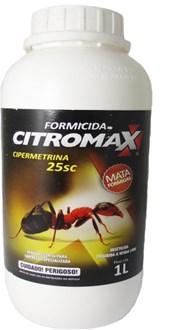 FORMICIDA CITROMAX - CIPER 25SC  -  1 LT