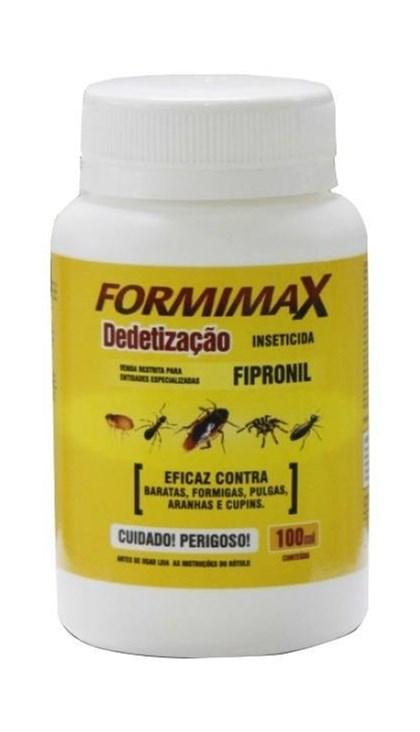 FORMIMAX DEDETIZACAO 100 ML