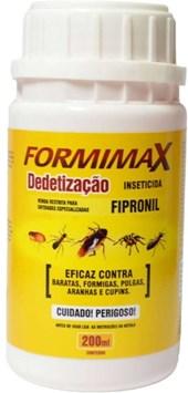 FORMIMAX DEDETIZACAO 200 ML - CITROMAX
