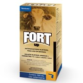 FORT UP 500ML IVERMECTINA 1% + COBALTO + COBRE + ZINCO | VIRBAC