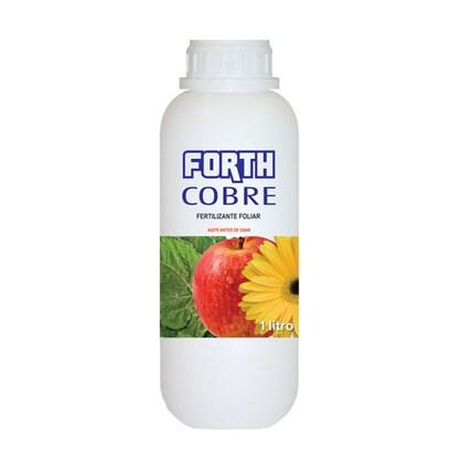 FORTH COBRE- Fertilizante Mineral – 1 litro- Forth