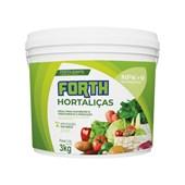 Forth Hortaliças – Fertilizante Orgânico -3kg