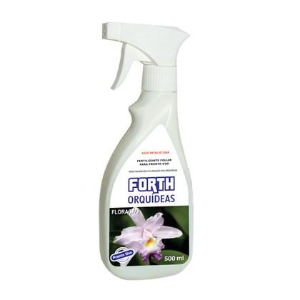 FORTH Orquídeas Floração – Fertilizante Foliar Pronto Uso – 500ml