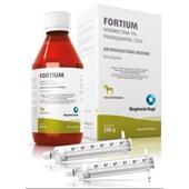 FORTIUM - IVERMECTINA 1% + PRAZIQUANTEL 7,5% - Biogenesis