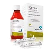 Fortium - Ivermectina 1% + Praziquantel 7,5% -  Equinos -Biogenesis