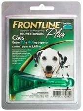 FRONTLINE PLUS GDE - 20 A 40 KG