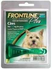 FRONTLINE PLUS PEQ - ATE 10 KG