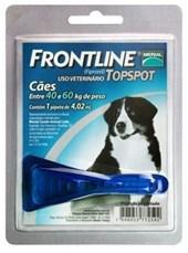 FRONTLINE TOP SPOT GDE - ACIMA DE 40KG.