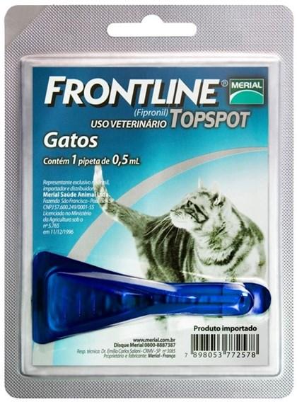 FRONTLINE TOPSPOT GATOS - BOEHRINGER INGELHEIM