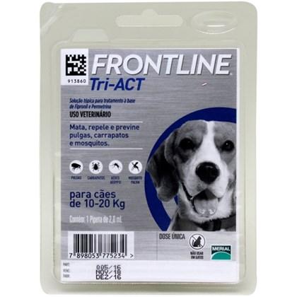 FRONTLINE TRI-ACT CÃES 10-20KG - BOEHRINGER INGELHEIM