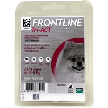 FRONTLINE TRI-ACT CÃES 2-5KG - BOEHRINGER INGELHEIM