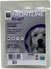 FRONTLINE TRI-ACT CÃES 20-40KG - BOEHRINGER INGELHEIM