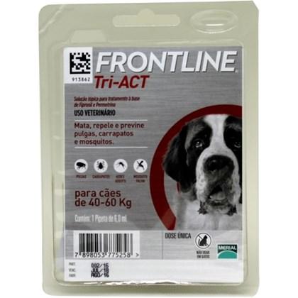 FRONTLINE TRI-ACT CÃES 40-60KG - BOEHRINGER INGELHEIM