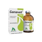 Ganavet Plus - J A SAÚDE ANIMAL - 50 ml
