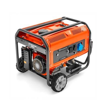 Gerador G5500P - Gasolina (5,5 KVA Bivolt 4 Tempos) - Husqvarna
