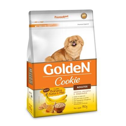 Golden Cookie – Banana, Aveia e Mel– 350 gramas -  PremieRpet®