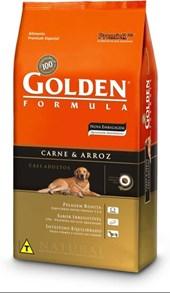 GOLDEN FORMULA - 15 kg- CAES ADULTO - CARNE