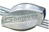 GRIPPLE MEDIO P/EMENDAR ARAME - PACOTE COM 20 UNIDADES