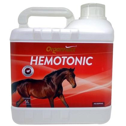 Hemotonic - 5 litros - Organnact