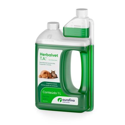 Herbalvet T.A. – Desinfetante – 1l – Ourofino