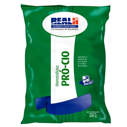 HOMEOBASE PRÓ-CIO - 600G - REAL H