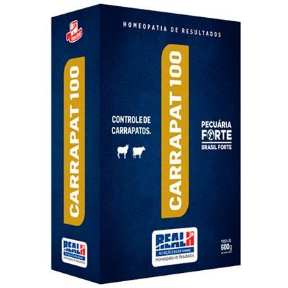 HOMEOBOVIS CARRAPAT 100 - CONTROLE DE CARRAPATOS - 600 GRAMAS - REAL H